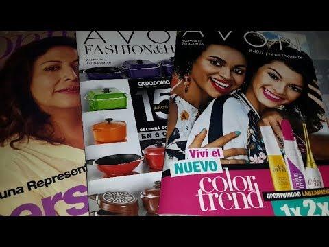 Pasando Revista Avon Campaña 2 de 2018 💎