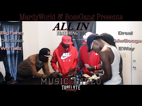 MardyWorld-ALL IN Music Video