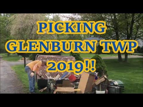 PICKING GLENBURN TOWNSHIP 2019!!