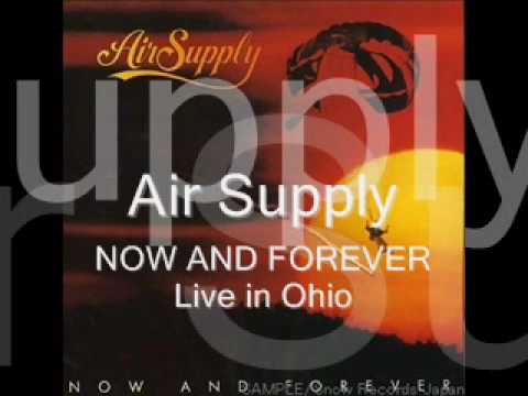 Air supply now and forever audio book