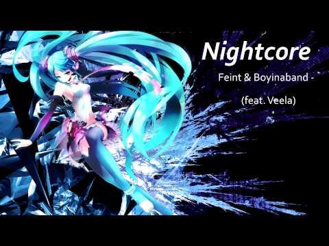 Nightcore - Feint & Boyinaband - Time Bomb (feat.  Veela)