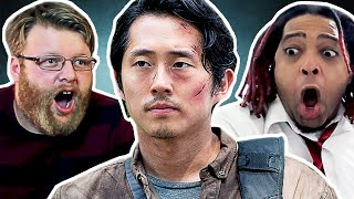 "Fans React to The Walking Dead Season 6 Episode 3: ""Thank You"""