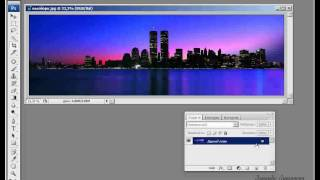 Видеоуроки Photoshop. Планеты из панорам