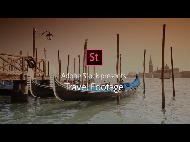 Travel the world! Stock Footage from Adobe Stock   Adobe Creative Cloud