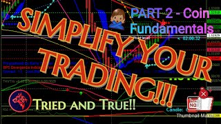 SIMPLIFY YOUR CRYPTO TRADING & INVESTING!!! Part 2- Analysis Strategy