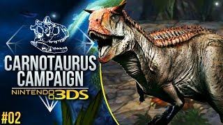 CARNOTAURUS CAMPAIGN FINISHED | Combat Of Giants : Dinosaurs 3D (Carnotaurus Campaign Part 2)
