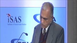 Vote of Thanks Dr. Arvind Gupta, Director General, IDSA at the Delhi Dialogue VI