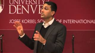 Interfaith Leadership in a Time of Global Religious Crisis: a Lecture by Eboo Patel