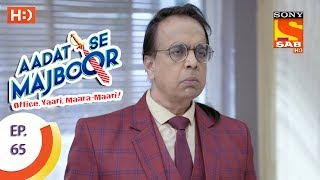 Aadat Se Majboor - Ep 65 - Webisode - 1st January, 2018