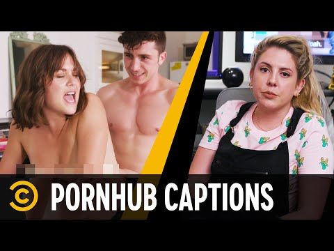 PornHub Caption Writer – Mini-Mocks