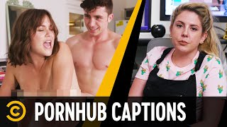 PornHub Caption Writer – Mini-Mocks