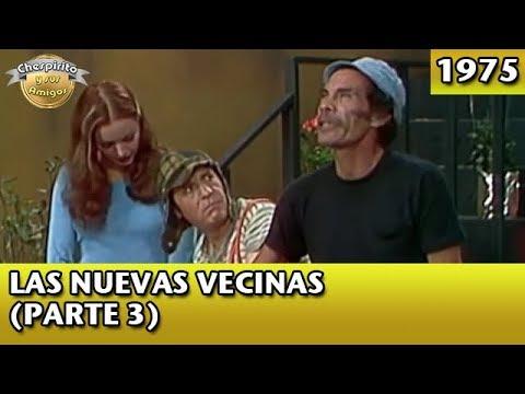 El Chavo | Las Nuevas Vecinas - Parte 3 (Invitación al cine)