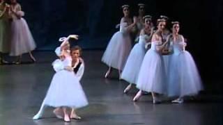 Mikhail Baryshnikov - Les Sylphides