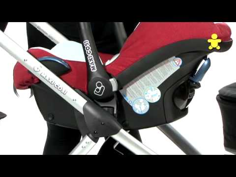 Maxi-Cosi Mura Travel System -- Bellababy.ie
