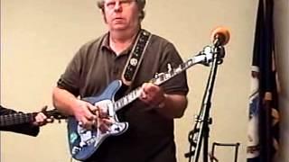 foggy mountain break down dan electricbanjoman on the 5 string tele steel guitar