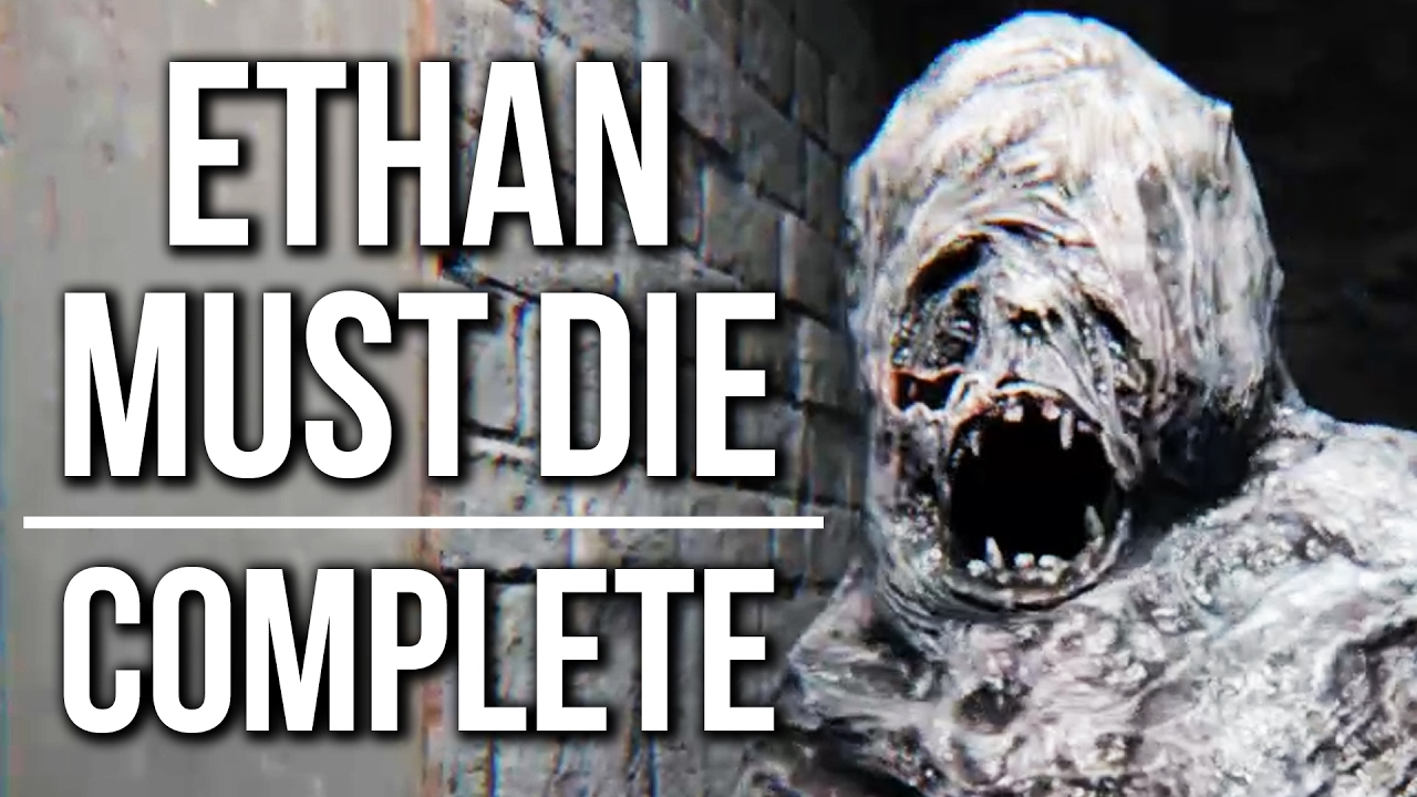Resident Evil 7 Dlc Ethan Must Die Complete No Commentary