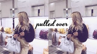 getting pulled over for the first time + huge beauty haul | DailyPolina