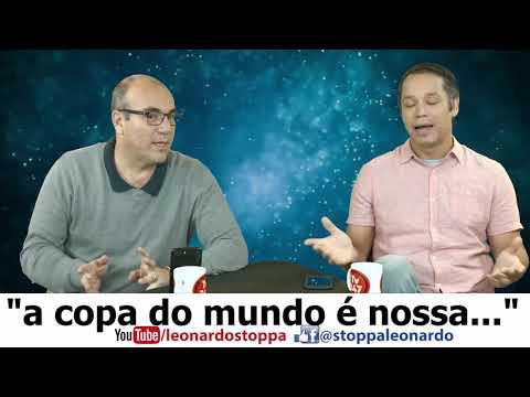 """""""A COPA DO MUNDO É NOSSA"""""""