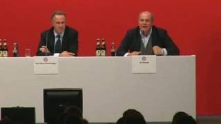 Jahreshauptversammlung F.C. Bayern München