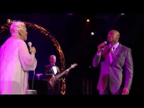Dionne Warwick and son David Elliott - I Say a Little Prayer (AVO session Basel 2012)