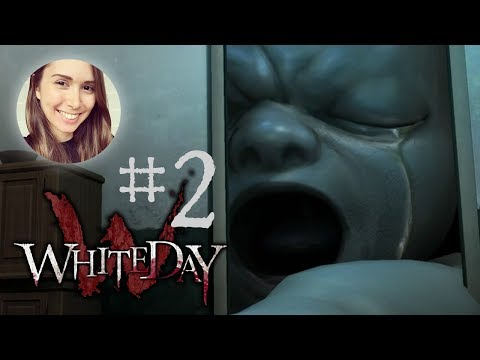 [ White Day ] Main building Section 2 (PS4 gameplay) - Part 2