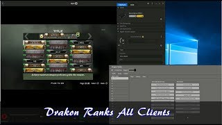 [MW3/1.24] Dragon Ranks All Client Tool by DarknModder | ReaperXMoDz