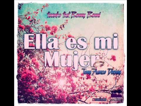 Ella Es Mi Mujer - Farruko Feat Benny Benni (tonyFranco Deejay Remix)