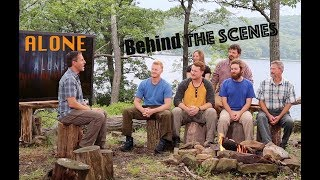 Behind the Scenes- Alone Season 4 Reunion Show