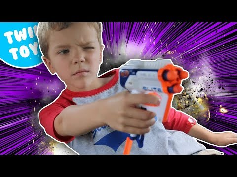 Nerf War:  The Recruit 2 - Behind the Scenes