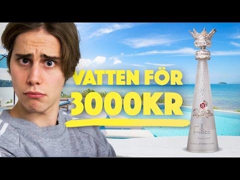 3000kr Vatten vs Kranvatten!