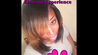 MY DOMINICAN BLOWOUT EXPERIENCE