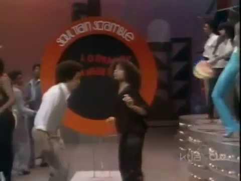 Soul Train Scramble Board 1979 Rod Stewart  Da Ya Think