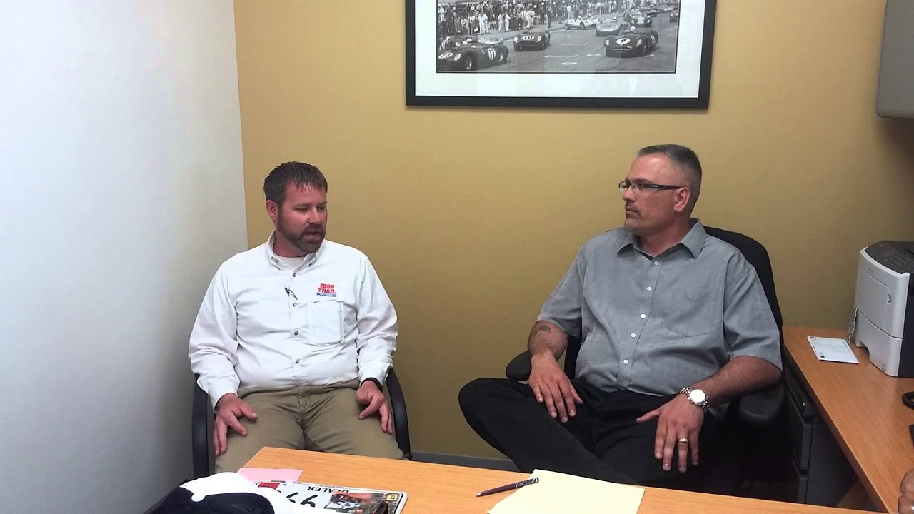 Peter Interviews Wes Iron Trail Toyota