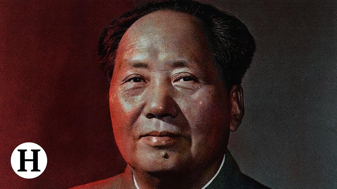 Chiny cz. 2 - Rządy Mao