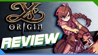Ys Origin Review (PC / PS4 / Xbox One)