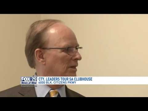 Wolff Tours Clubhouse   KABB Fox News 29
