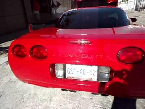 Corvette 2001 A La Venta Youtube