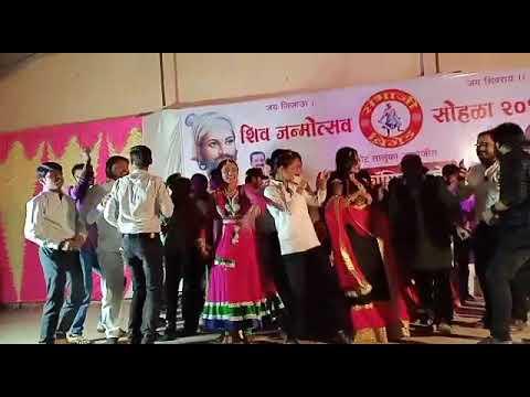Actors Sk Dada And Komal Habib Ritz Rane Choreography Dance