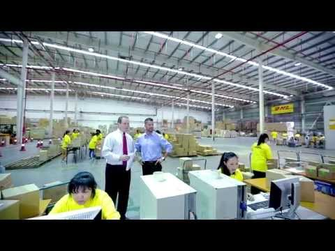 DHL International Supply Chain