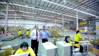 Gambar cover DHL International Supply Chain