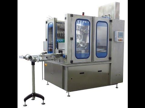 Rotary cupfilling machine SchuCup 7000 RL / Becherfüller 400ml