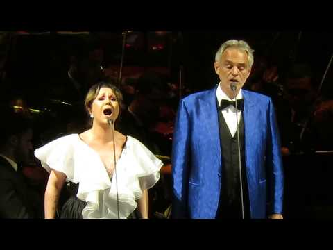 Andrea Bocelli - Maria Rita / The Prayer
