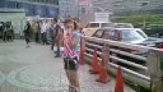 I shot this in Shinjuku, Tokyo Japan. This is Kimmy Heart, and she'...