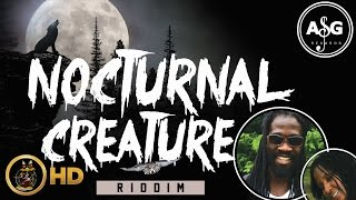 Parka Jubilant Ft. Phee Phee Star - Jamaica Style [Nocturnal Creature Riddim] August 2016