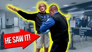 TSA SEARCH GOES WAY TOO FAR! (inappropriate)