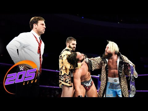 Enzo Amore vs. Tony Nese: WWE 205 Live, Dec. 12, 2017