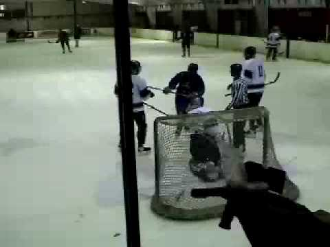 Norm Eckhout - Penalty!