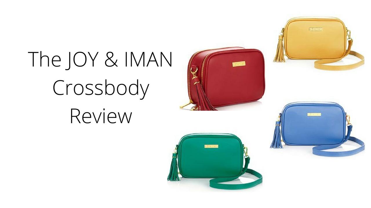 Joy Iman Crossbody Review