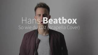 Hans Beatbox - So wie du bist (MoTrip Acapella Cover)