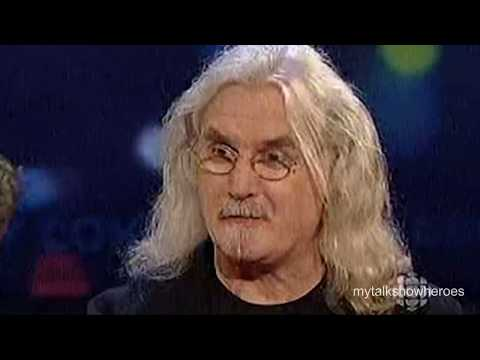 BILLY CONNOLLY - RARE INTERVIEW